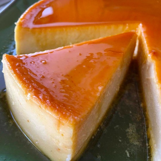 5 Ingredient Homemade Flan Recipe Tajinny Com